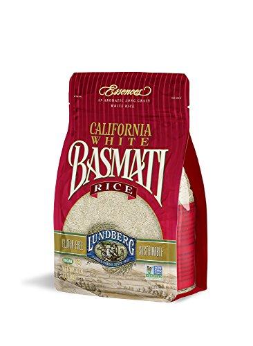 Lundberg Organic Rice, White Basmati, 4 Pound