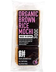 Spiral Foods Organic Brown Rice Mochi 300 g