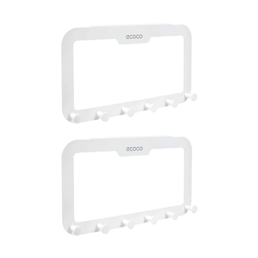 [A Living] Non-Perforated Interior Multi-Door Hanger 2 Sets