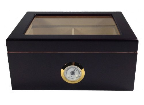 Top-Quality-Cigar-Humidor-Mahogany-Finish