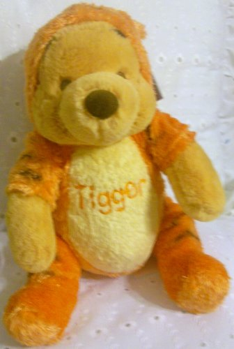 Disney Winnie the Pooh, Pooh As Tigger, Pooh in Tigger Costume 12