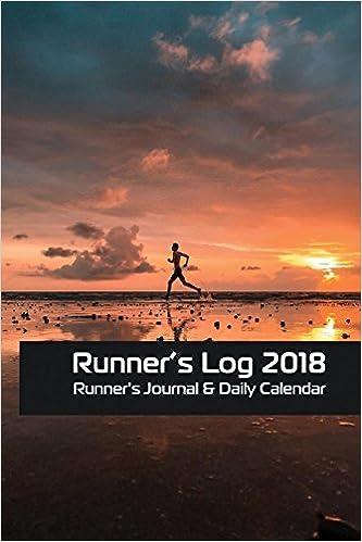 amazon running log 2018 runners log book runner journal daily
