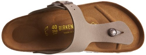 Birkenstock 44051 Ramses Stone Birko-Flor Nubuck - Regular - All Sizes Brand New dGbcHd5M