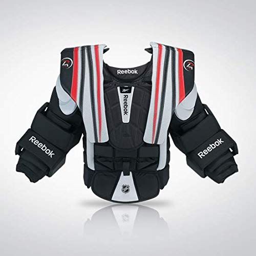 (Reebok P4 Senior Goalie Arm & Chest Protector - Large)