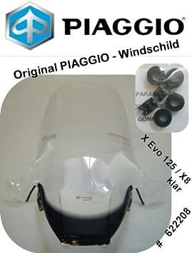 Original Windschutzscheibe XEvo X8/Piaggio 125