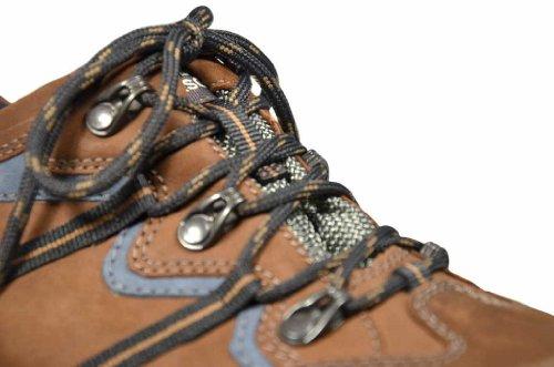 Womens Hilvi Waterproof Walking Shoes Brown/Blue TEsJhuv