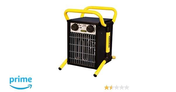 Stanley ST-02-230-E - Calentador eléctrico industrial/turbo: Amazon.es: Hogar