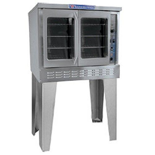 Bakers Pride BPCV-G1 Bakery Depth Gas Convection Oven