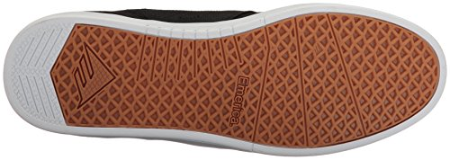Emerica The Figueroa, Color: Black/Brown, Size: 45 Eu / 11 Us / 10 Uk