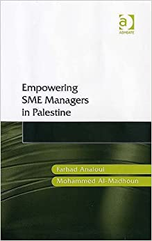 Book Empowering SME Managers in Palestine