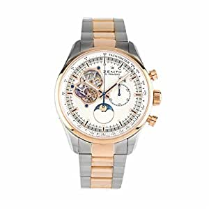 Zenith Chronomaster Grande Date swiss-automatic mens Watch 51.2160.4047/01.M2160 (Certified Pre-owned)