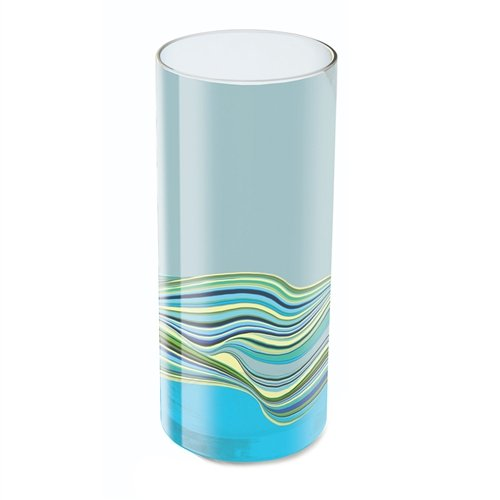 Fringe Studio New Wave Tidal Morgan Vase, (Morgan Vase)