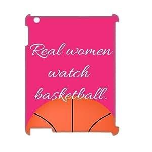 Basketball DIY 3D Phone Case for iPad2,3,4 LMc-91934 at LaiMc