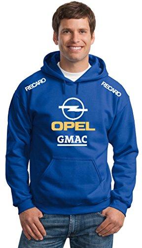 Felpa Con Cappuccio OPEL GMAC RACING Personalizzata