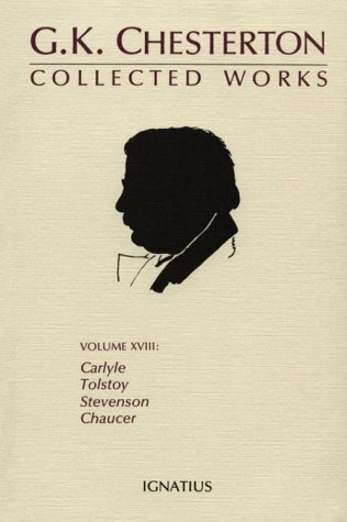 Collected Works of G.K. Chesterton, Vol. 18
