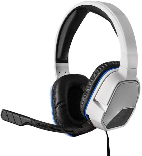 PDP Sony Afterglow LVL 3 Stereo Gaming Headset 051-032-NA-WH, (White Playstation 3)