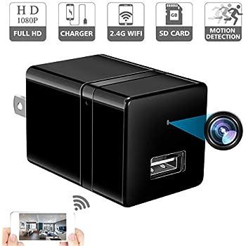 Amazon com : Hidden Camera - HD 1080P - Premium Pack - Motion
