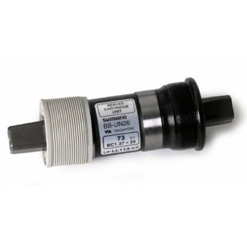 Shimano BB-UN26 cartridge BB, JIS - 73x110mm