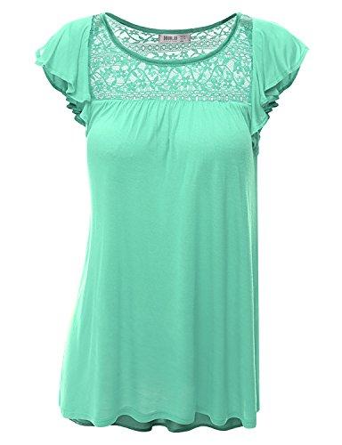 mint green top - 7