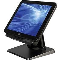 Elo E414336 Touchcomputer X3-17 All-In-One Desktop 17, 4 GB RAM, 128 GB SSD, Intel HD Graphics 4600, Black