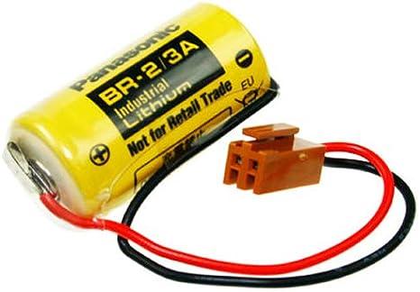 Panasonic Cnc Cr17335se R 3 0 Volt Batterie Br 2 Elektronik