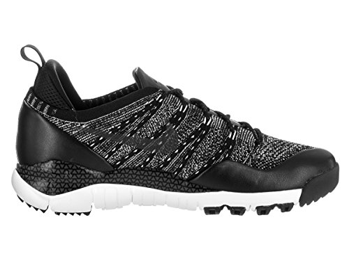 Nike Mens Lupinek Flyknit Low Casual Shoe Sail/Black/Anthracite