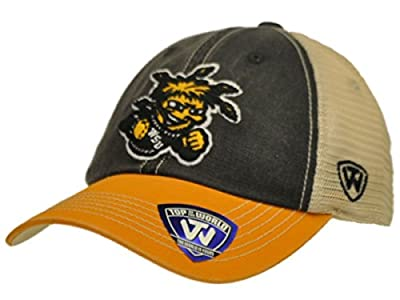 Wichita State Shockers TOW Youth Rookie Tri-Tone Offroad Adjustable Snap Hat Cap by Top of the World