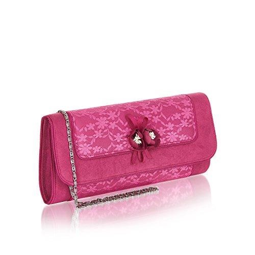 Ruby Genoa Shoo Fuchsia Silvia Damen Bag Mary Jane passende Pumps qq0w1