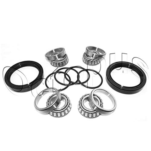 POLARIS MAGNUM 425 44 ATV Bearings Kit both sides Front Wheels 1995-1997 by KOB (Image #1)
