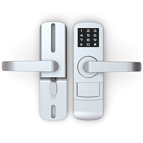 STATTIQ M200 Smart Lock, Electronic Keypad Single Cylinder Deadbolt STATTIQ