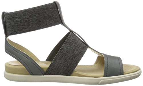50456dark Donna Damara Sandal ECCO Sandali Powder Grau Shadow XtOdwd