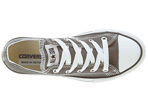 Converse Chuck Taylor All Star Season Bue, Unisex Sneaker Carboncino