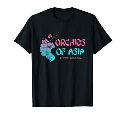 (Orchids of Asia Day Spa & Massage Funny T)