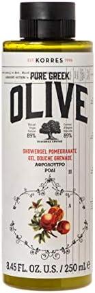 KORRES – OLIVE – Gel de ducha Granada 250 ml