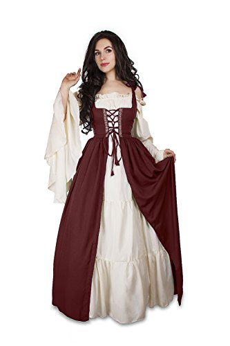 Renai (Renaissance Medieval Pirate Wench Costumes)