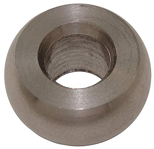 Cableware Division BA3-4 Plain Ball Loos /& Co 0.19 Length 0.35 Width for 1//8 Cable Diameter 1 Height