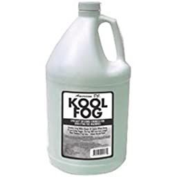 American DJ Kool Fog Low Lying Fog Fluid
