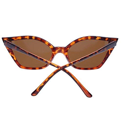 Soleil Clair UEB Inspirées de Style du Lunettes Marron Casual Polarisées HvvnxP