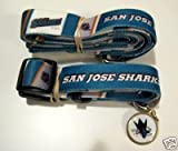 Hunter San Jose Sharks Pet Combo (Includes Collar, Lead, ID Tag), X-Small