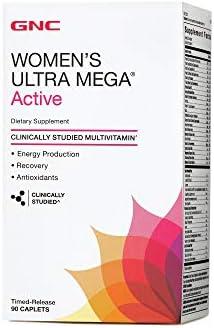 GNC Ultra Mega Active Caplets product image