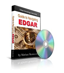 Guide to Navigating EDGAR: Value Investing University DVD Collection, DVD Number 4 by Investment Publishing