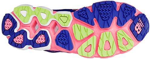 888098239911 - New Balance Women's W890 Neutral Light Running Shoe,Blue/Pink,11 B US carousel main 2