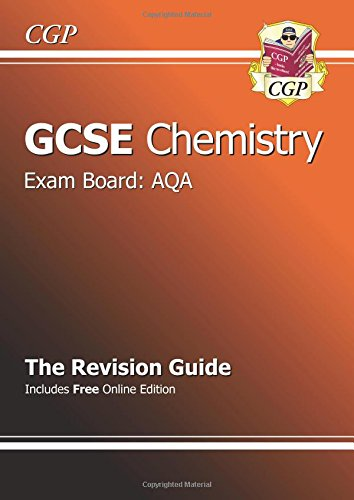 READ Gcse Chemistry Aqa Revision Guide R.A.R