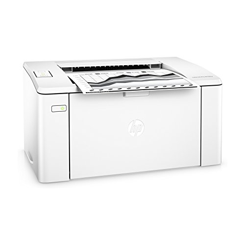 HP LaserJet Pro M102w Printer, White (Renewed) by HP (Image #1)