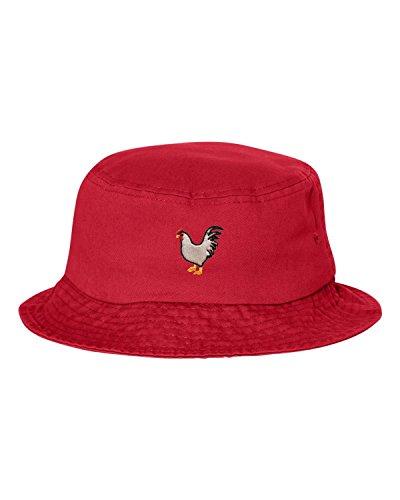 chicken bucket hat - 1