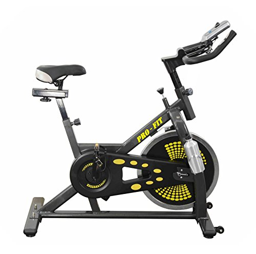 Spin Bike Aerobic Fitness Exercise Bike Training Spinning Bike Training Cardio Home Work Out: 13kg Flywheel