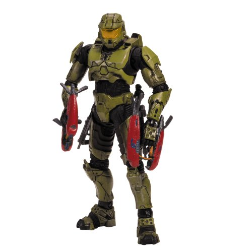 McFarlane Toys Halo 2 Master Chief Figure