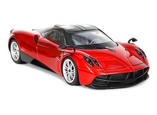 1/14 Scale Pagani Huayra Licensed RC Radio Remote Control Car Open Doors w/Batteries Ready to Run (Red)