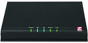 Zoom Cable Modem, 8X4, Model 5341J, 343 Mbps DOCSIS 3.0 Certified by Comcast XFINITY, Time Warner Cable, Cox, Bright House, Cable One and More