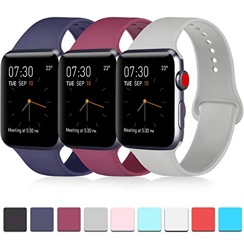 Compatible Apple Silicone Replacement iWatch product image